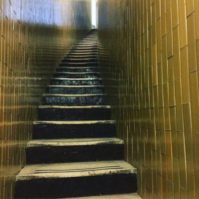 Le scale per il Cupolone