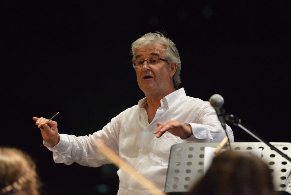Il Maestro Igor Coretti Kuret (foto:Andrea Semplici)