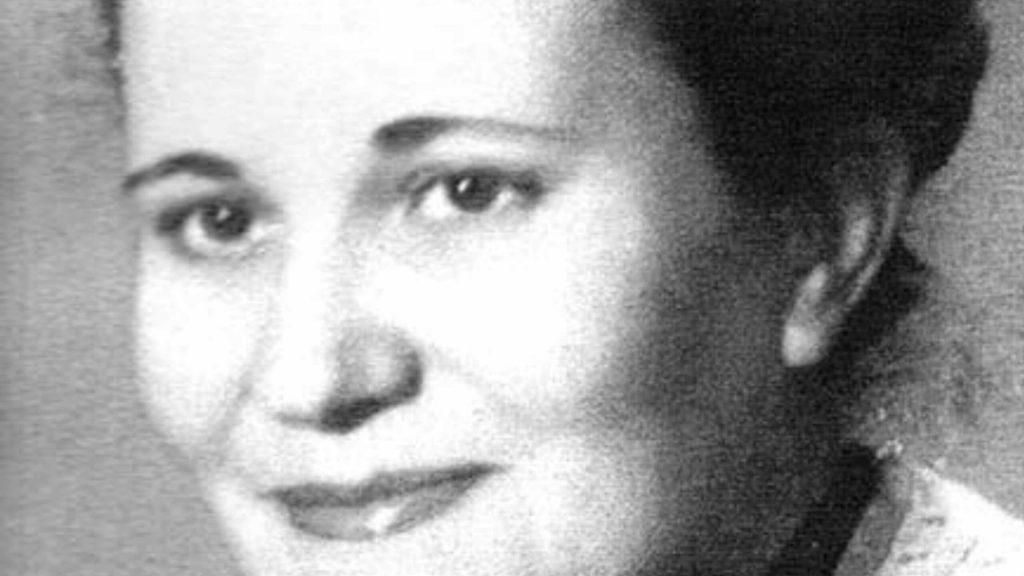"""Laura Conti (1921-1993) era medico, scrittrice e attivista. E' considerata la """"madre"""" dell'ecologismo italiano"""