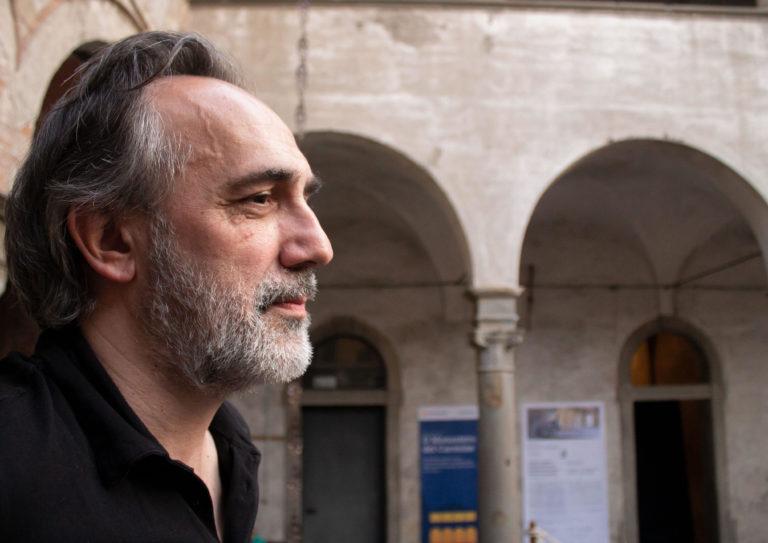 Massimo Munaro, del Teatro del Lemming
