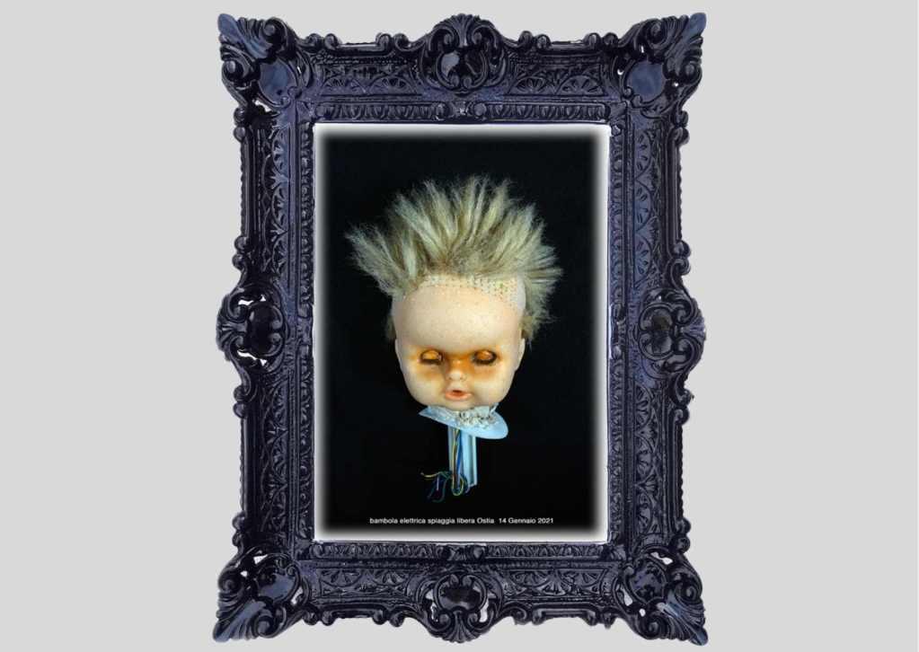 Bambola elettrica di Paolo Casali, luglio 2021