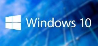 Entro il 29 luglio l'aggiornamento gratuito a Windows 10