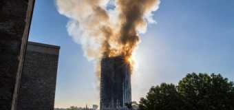 L'inferno di Londra alla Grenfell Tower. Incidente o dolo?