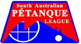 SA Pétanque League Logo