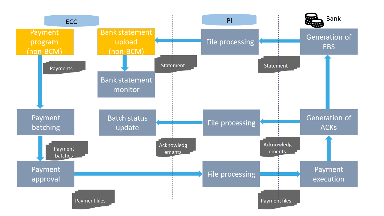 hight resolution of bcm process overview
