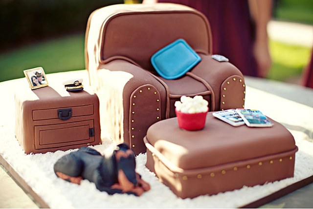 Our Favorite Groom Cake Ideas