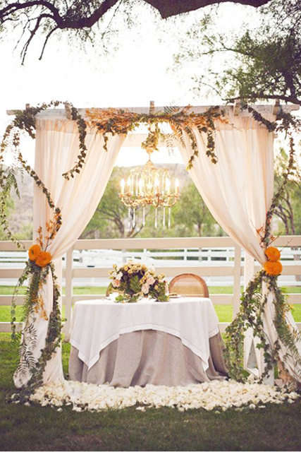 new england fall wedding inspiration
