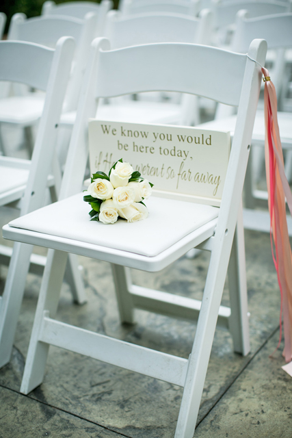 Sentimental Wedding Ideas Remembering Loved Ones