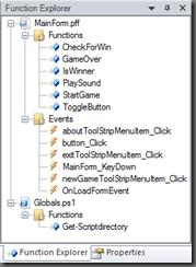 Function Explorer