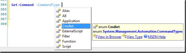 Parameter Enum