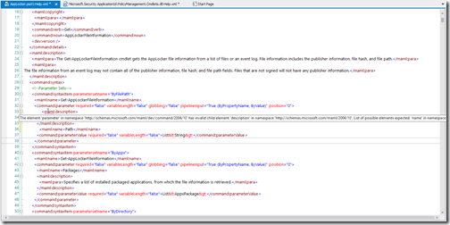 New XML Editor