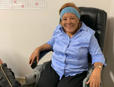 Mixed-Income Housing - Juanita Stevenson is a longtime resident and now president of the advisory council at Chicago's Lathrop Homes.