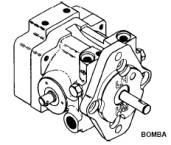 Reparación de máquinas: Aceite de bomba hidraulica hpi