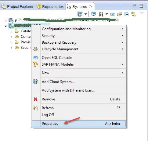 Eclipse IDE or SAP HANA Studio