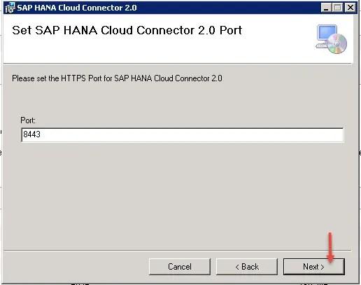 SAP Cloud Connector Step-3