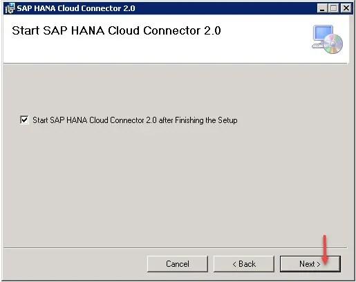 SAP Cloud Connector Step-5