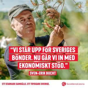 Sveriges ekonomi är urstark. Vi har vänt budgetunderskott till överskott  och investerat i välfärden. Arbetslösheten har minskat. f9929c9f659ef