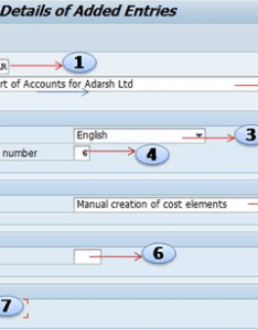 How to create new chart of accounts in sap fico also rh saponlinetutorials