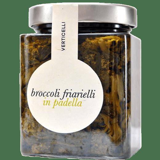 Broccoli Friarielli Napoletani Verticelli