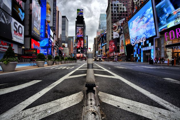 Times Square New York City HDR_Jack Siah