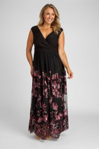 Plus Size Mother Of The Bride Dress in Australia