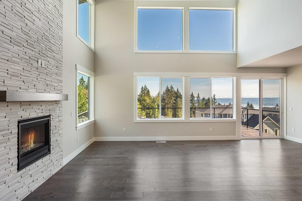 Lower Lakemont Lot 1 Living Room