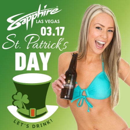 St. Patrick's Day 2015 in Las Vegas