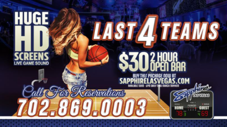 March Madness Final 4 Las Vegas