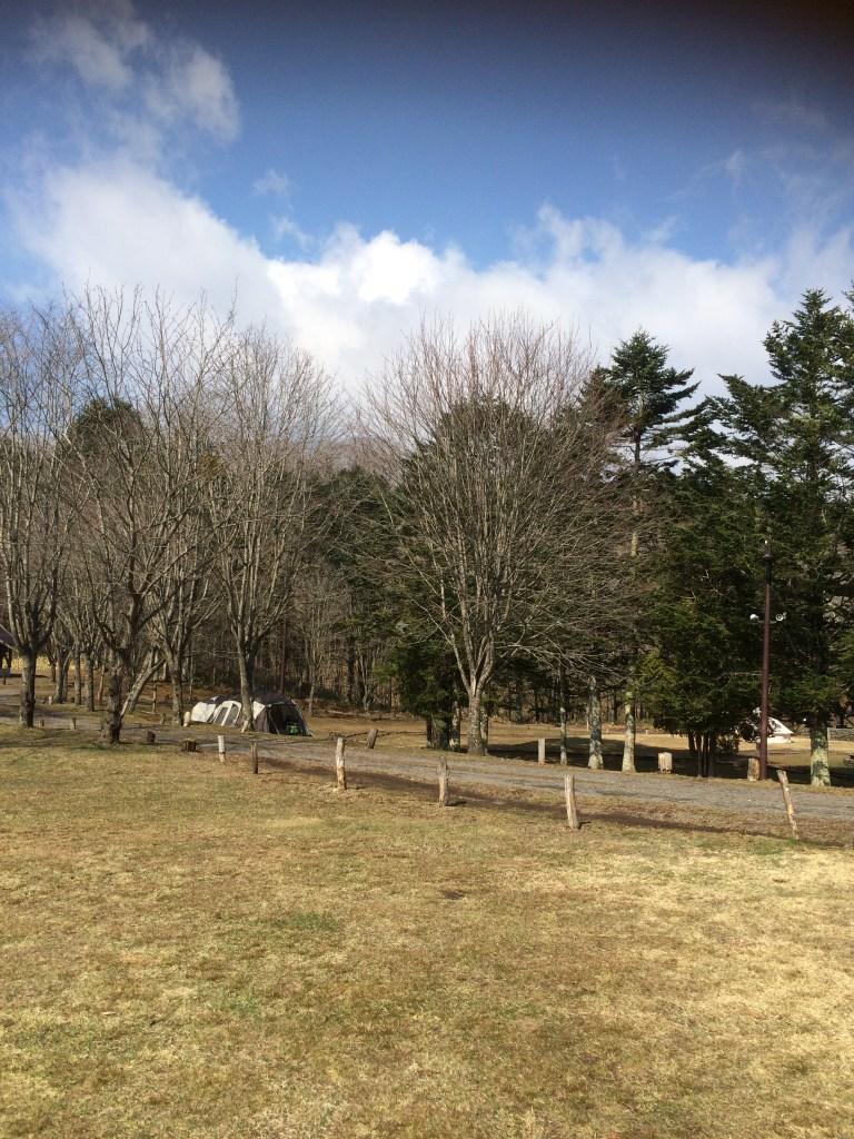 白老ポロトの森キャンプ場