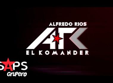 Alfredo Ríos El Komander, Biografía