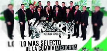 Los Yaguarú: Lo más selecto de la cumbia mexicana