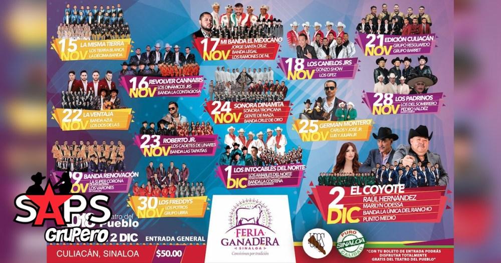 Feria Ganadera Sinaloa 2018