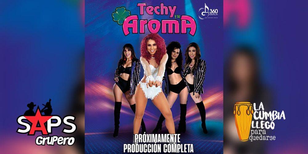Techy y Su Grupo Aroma