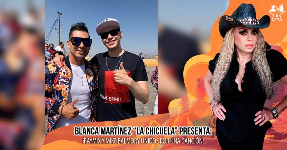 La Chicuela - Raymix - Mike Balmory