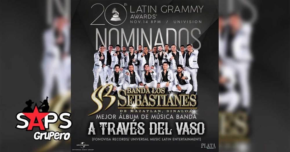 Banda Los Sebastianes, Latin Grammy
