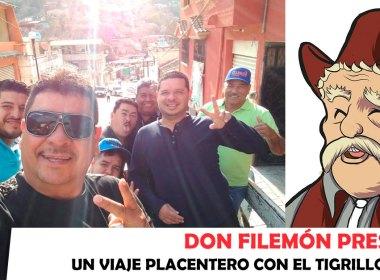 Don Filemón - El Tigrillo Palma