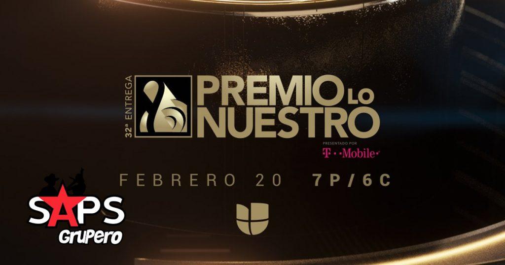 Premio Lo Nuestro 2020, nominados, Alejandro Fernández