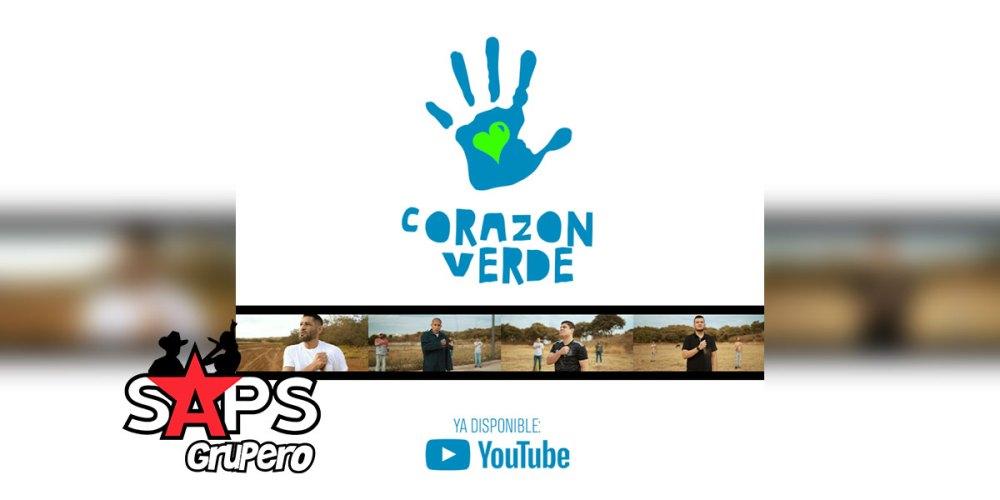 Corazón Verde, Edén Muñoz, Pancho Barraza, Alfredo Olivas, Josi Cuen, C-Kan, voces del Regional Mexicano