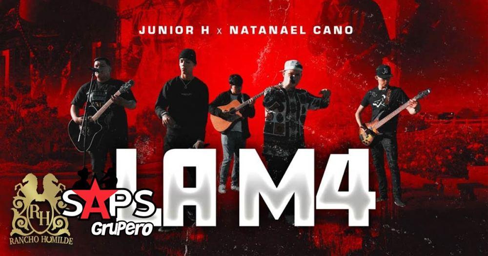 Letra M4, Junior H, Natanael Cano