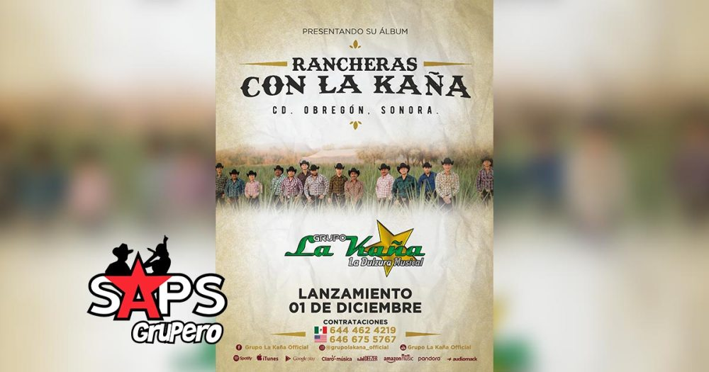 RANCHERAS con La Kaña
