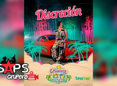 """OJ se presentó con """"Discreción"""" en el Carnaval Virtual de Veracruz 2021"""