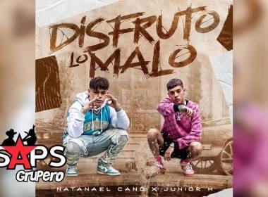 Letra Disfruto Lo Malo – Natanael Cano & Junior H