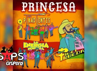 Letra Princesa – Los Pikadientes De Caborca Ft Fidel Rueda & La Energía Norteña