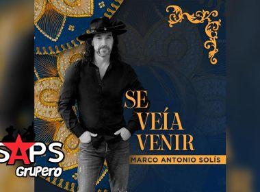Letra Se Veía Venir – Marco Antonio Solís
