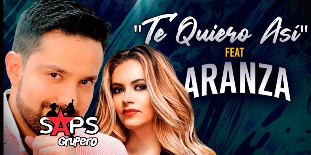 """Daniel Riolobos lll y Aranza presentan """"Te Quiero Así"""""""
