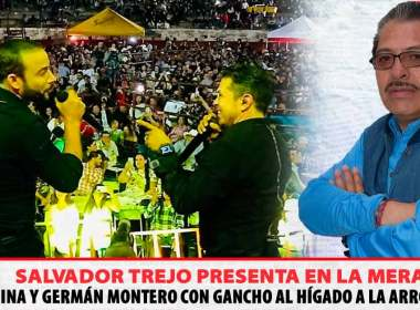 Jorge Medina y Germán Montero