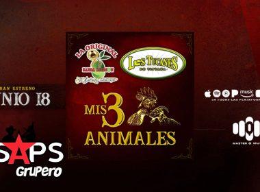 """La Original Banda El Limón y Los Tucanes De Tijuana reversionan """"Mis 3 Animales"""""""