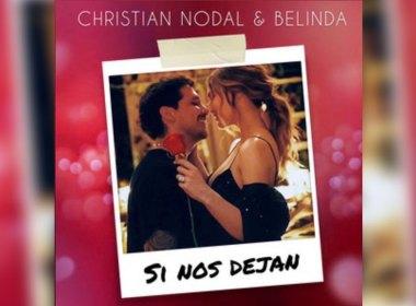 Letra Si Nos Dejan – Christian Nodal y Belinda
