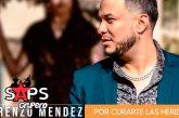 """Lorenzo Méndez está """"Por Curarte Las Heridas"""""""