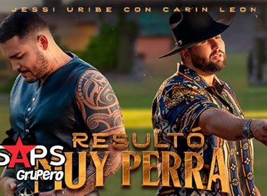 """""""Resultó Muy Perra"""" la nueva canción de Jessi Uribe y Carín León"""